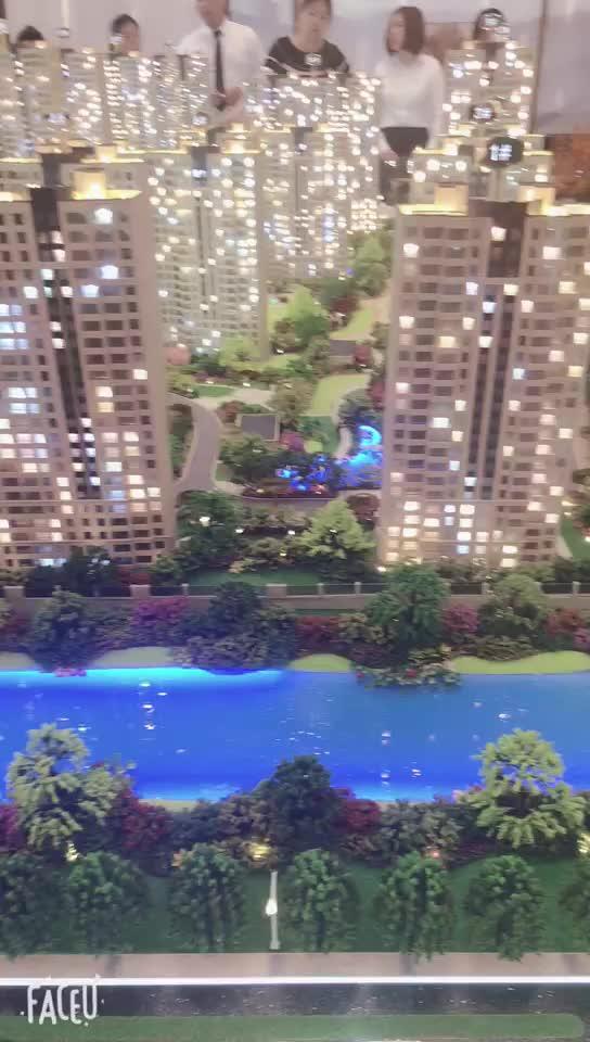 花桥地铁口,纯住宅小区首付只需22万,就可以买大三房